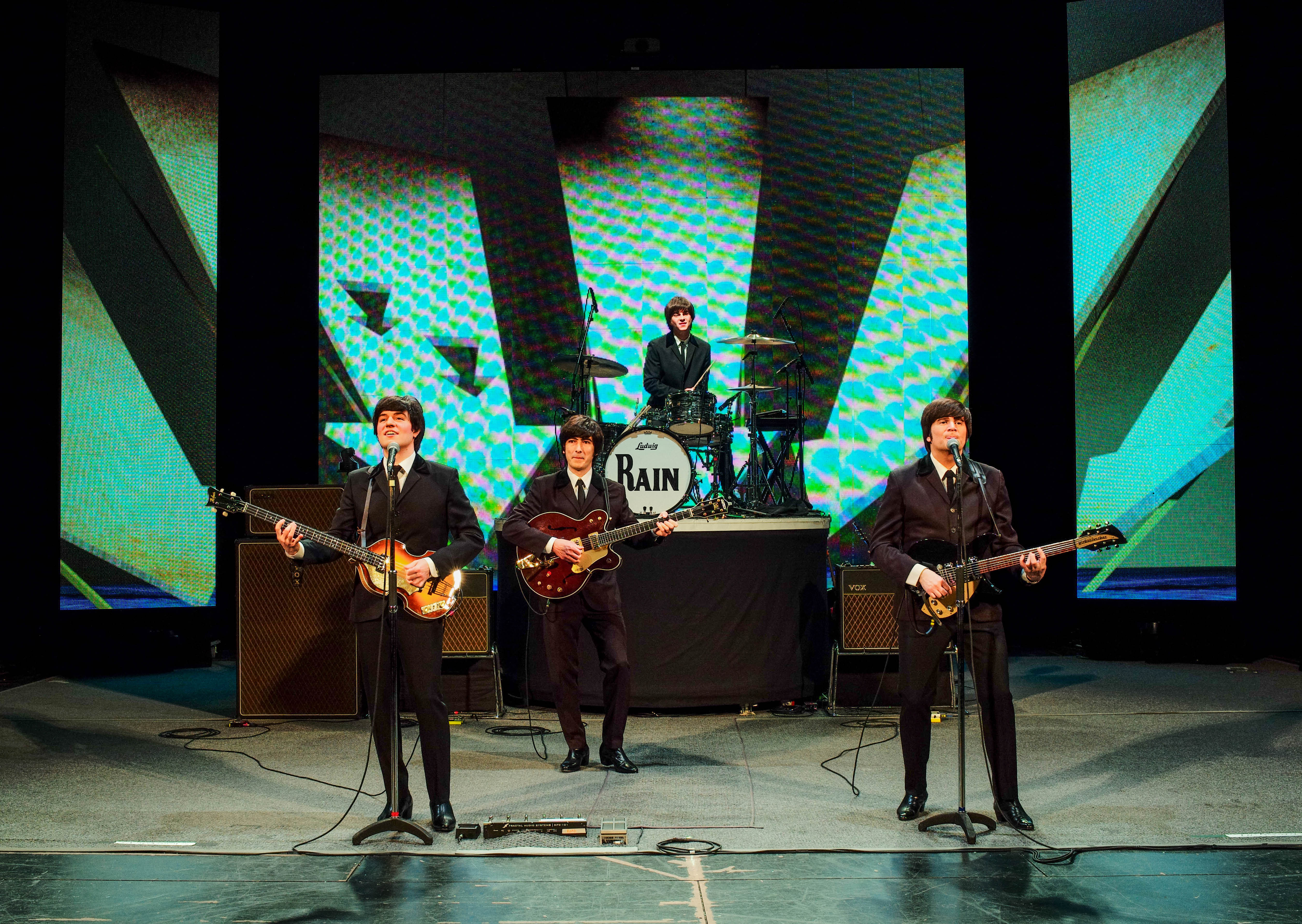live music, the beatles albums