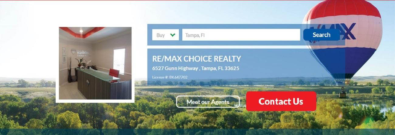 REMAX CHOICE REALTY BANNER
