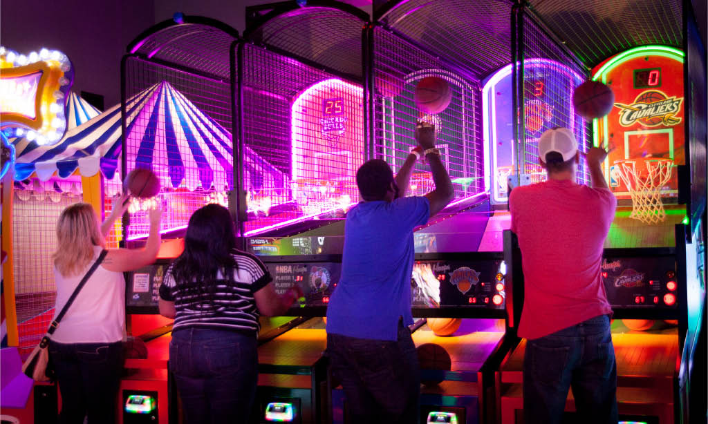 Arcade Games Rochester Kids Adults Indoor Entertainment
