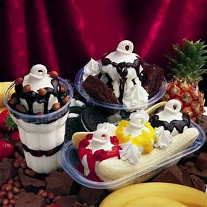 Royal Treats - DQ Peanut Buster Parfait, Banana Split & more