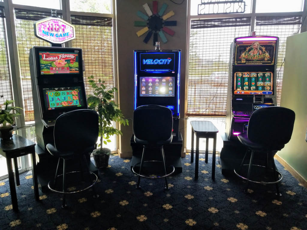 Prairie State Gaming video poker machines now here,