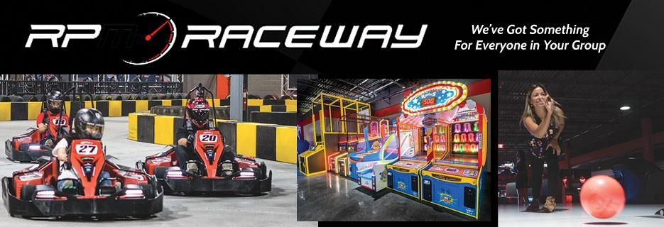 RPM Raceway Stamford CT banner image