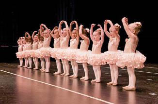 Preschool-Dancers