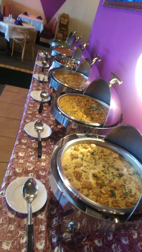 Raj Mahal Lunch Buffet