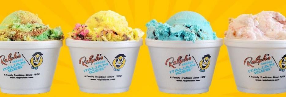 Ralph's Famous Italian Ices in Nesconset, NY banner