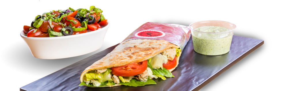 Try the new Piadas at Readi Spaghetti in Kirkland, WA and Bothell, WA - hot sandwiches - sandwich dips