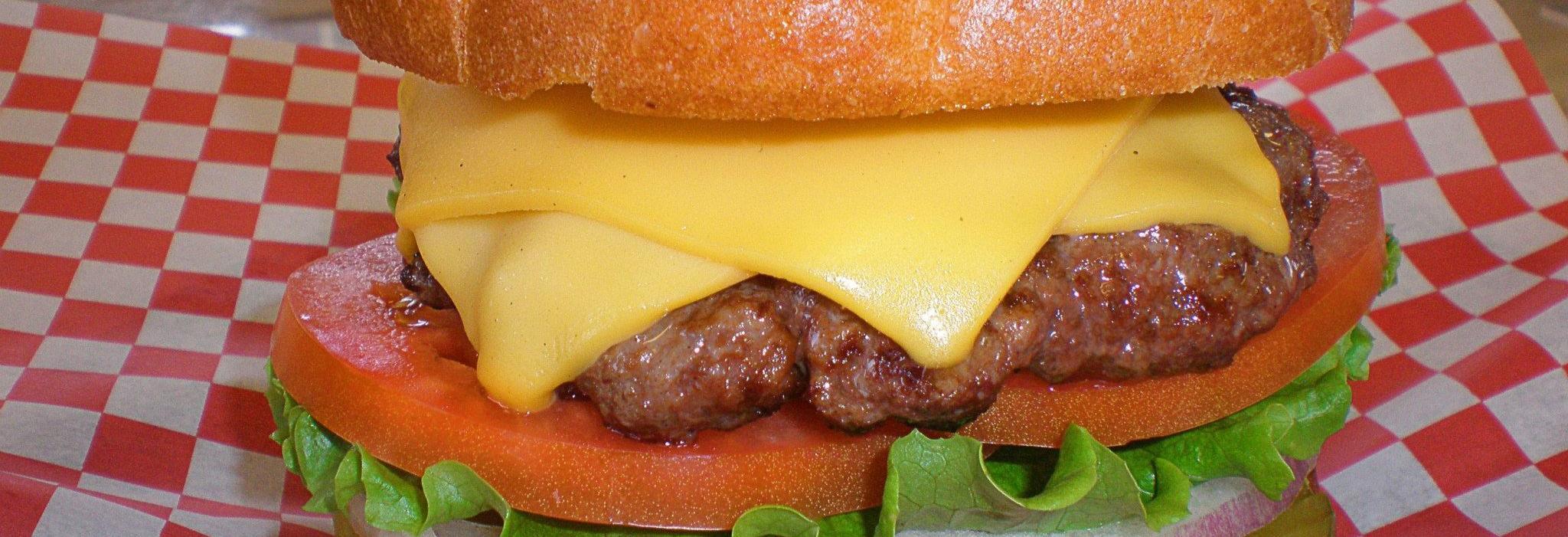 Red Wagon Burgers main banner image - Tacoma, WA