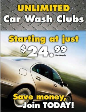 Get a car wash in State College