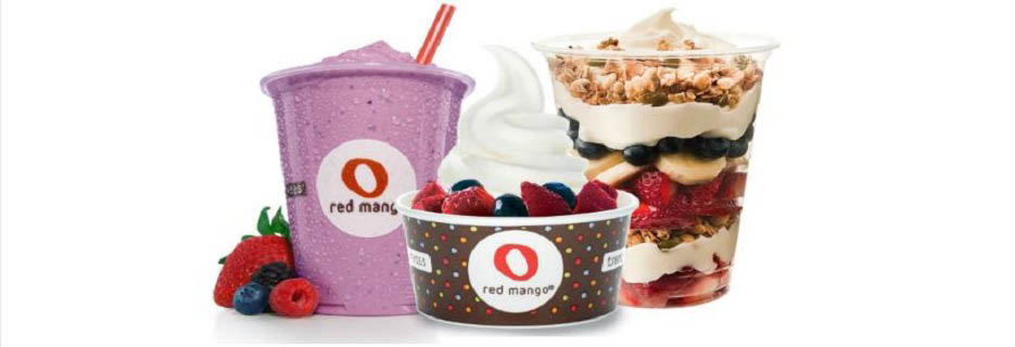 Red Mango in Naperville & Orland Park, IL banner