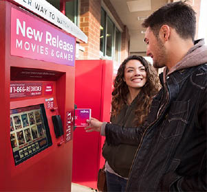 Save at kiosks near Seattle-Tacoma with a Redbox promo code
