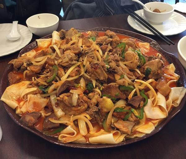 Redmond, WA Asian restaurant - handmade BiangBiang noodle dishes - noodles restaurant - Miah's Kitchen