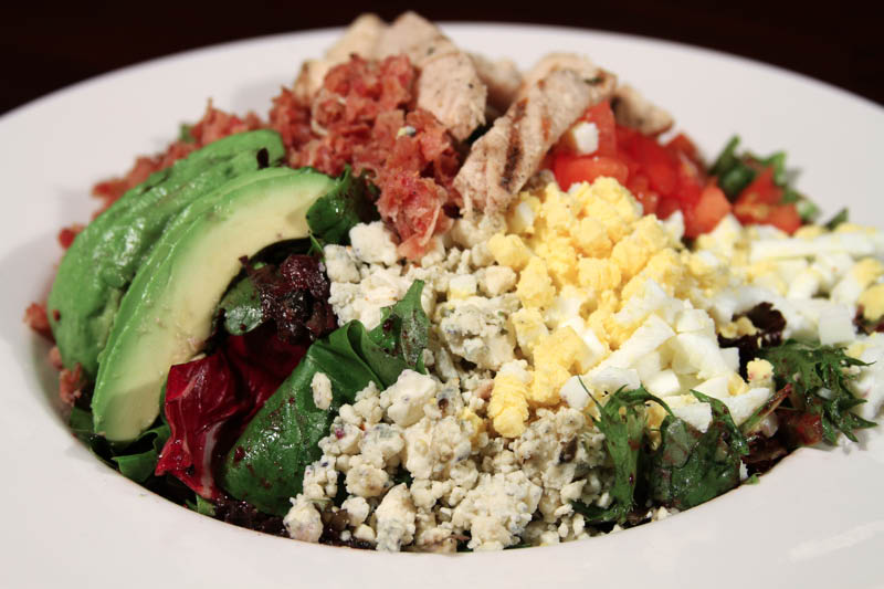 Redmond's Bar and Grill - Cobb Salad - Salads - Soups - Redmond restaurants - Redmond, Washington