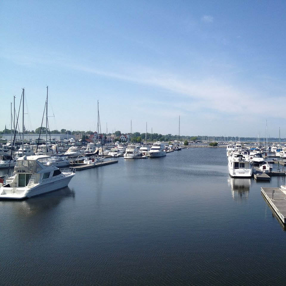 Photo of the view at Reefpoint brew house, drinks and restaurant in Milwaukee, WI