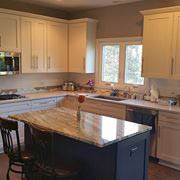 Refacing Pros, Inc. specializes in changing the style of your kitchen dramatically by refacing the outside of cabinets, not the inside of the cabinet boxes.