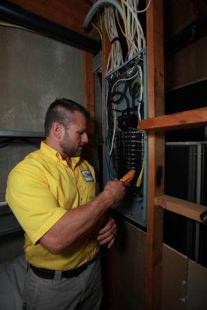 For the best electricians and electrical services call Reliable Heating & Air