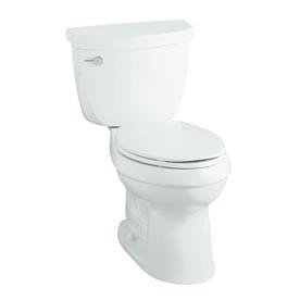 Toilet installation services by Reliable Heating & Air