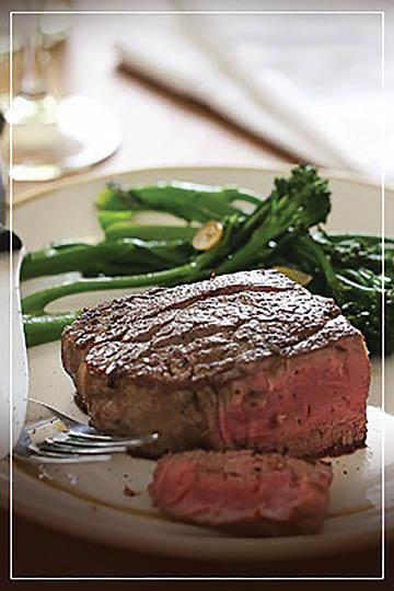Steak American Italian Cuisine Filet Mignon Remington's Restaurant