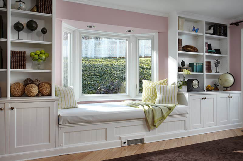 Quality window replacement - windows and doors - window companies in Boise, Idaho - Boise window companies near me - bay windows for the home - bow windows - Renewal by Andersen of Boise