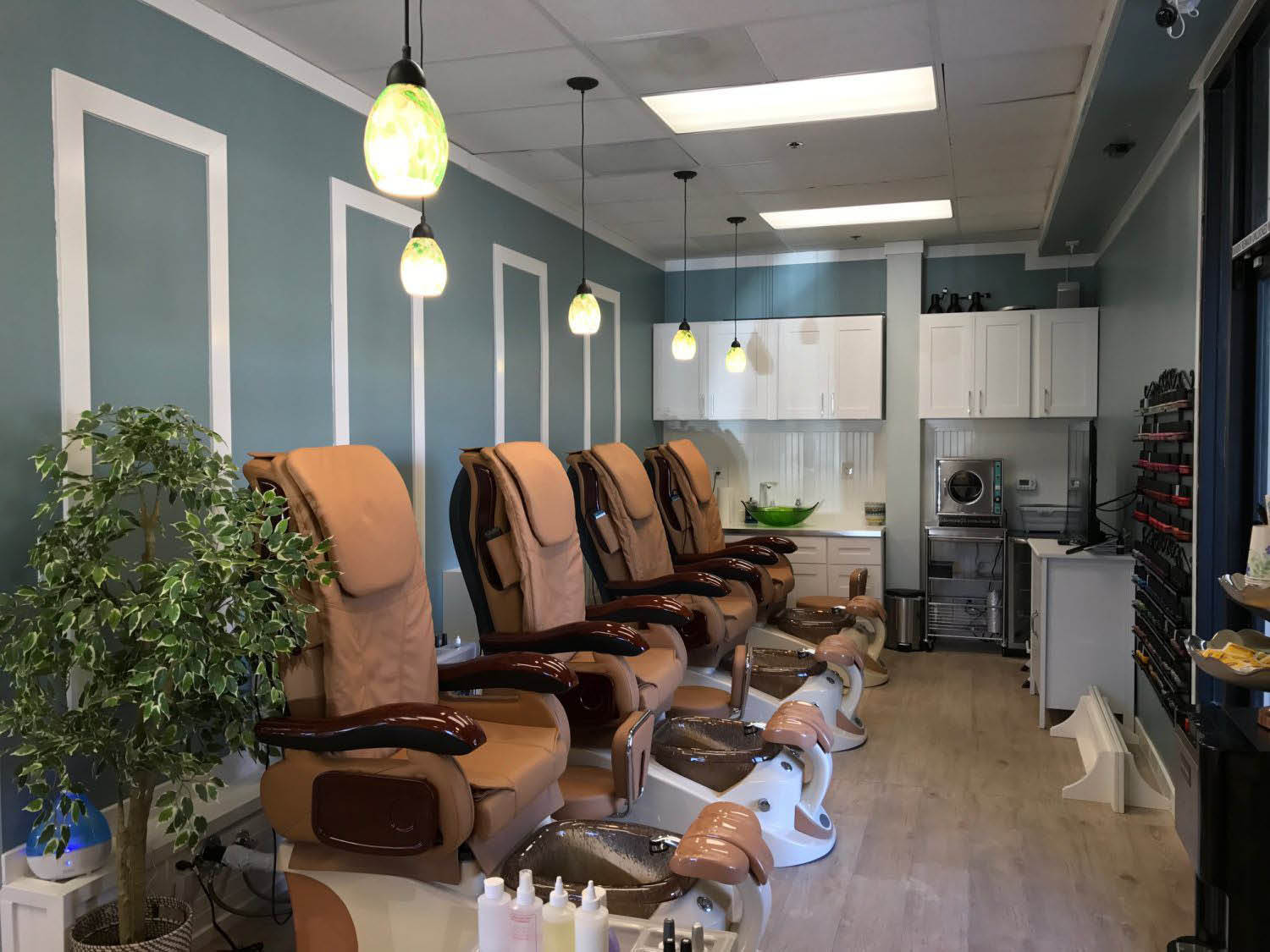Relax while we restore your beauty at Renu21 Skin Care, Facial & Nail Spa in San Jose, CA