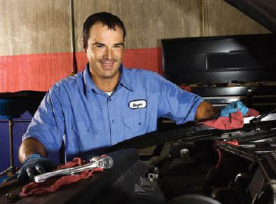 photo of smiling mechanic from Repair Once Tire & Auto in Westland, MI
