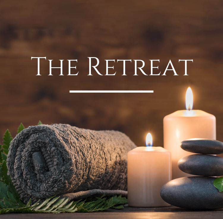 The Retreat Day Spa, therapeutic massage, facial, cupping, electrolysis, swedish massage, salt glow medi facials, body treatments, waxing, spa packages, gift certificates, Fairfax, VA