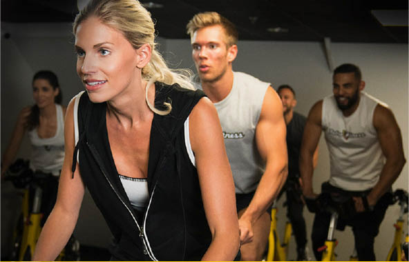 Spin Classes available at Retro Fitness in Florham Park NJ