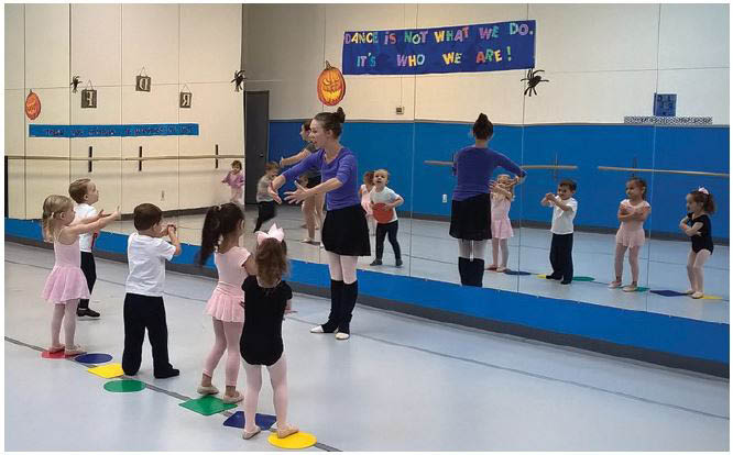 Revolution Dance Factory - Issaquah, WA - dance studio - dance classes for kids and young people