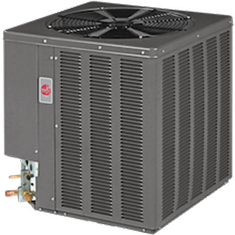 Rheem air conditioning systems new ac units save on air care