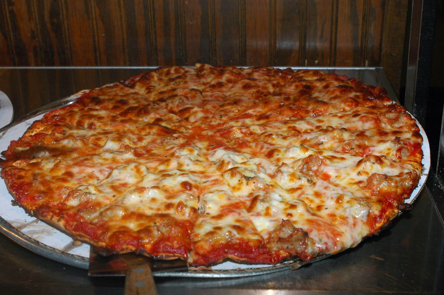 Gluten free pizza available in Tinley Park.