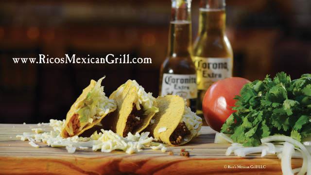Rico's Mexican Restaurant Tacos Midlothian, Glen Allen, Mechanicsville