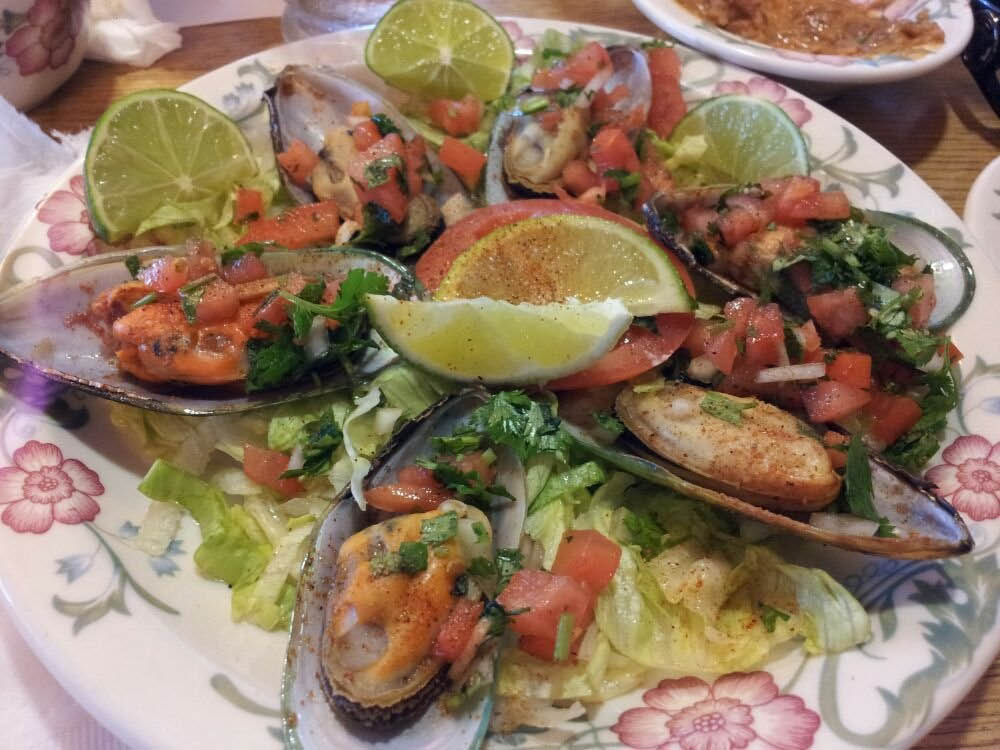 Rio Blanco Family Mexican Restaurant in Auburn, WA - Mexican Mussels
