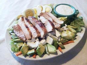 Chicken & avocado platter discounts