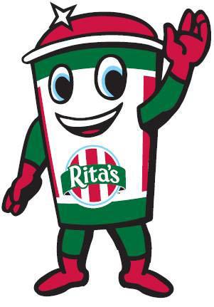 Rita's Mascot logo