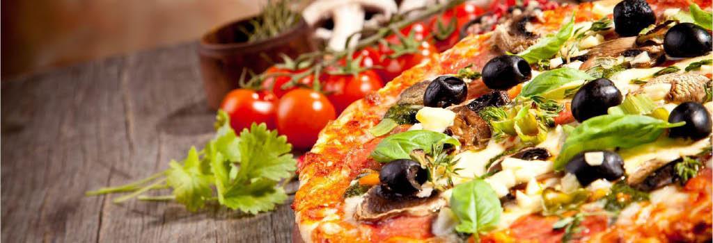 Riverside Pizzeria Pizza