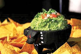 Chips & Guacamole at Riviera Maya in Branchville NJ; Rockaway NJ
