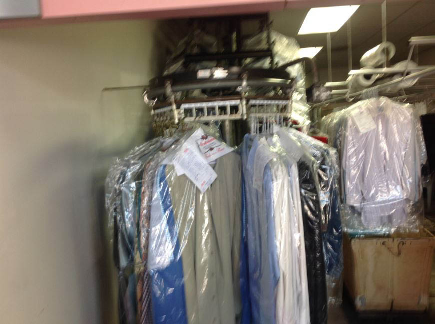 Our specialty is professional dry cleaning and fabric care services