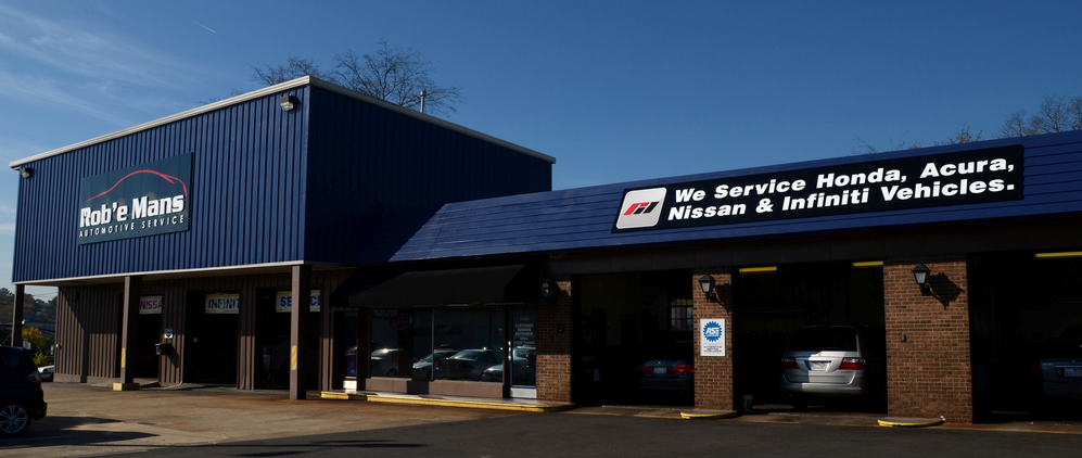We service various car makes and models including Honda, Acura and Nissan cars