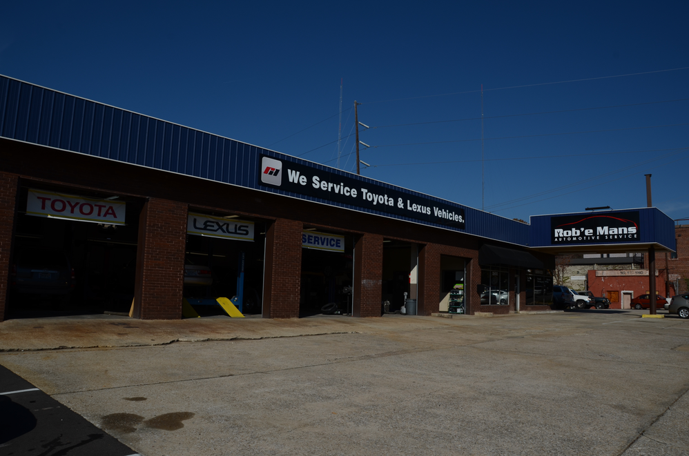 Make an appointment for various services and repairs
