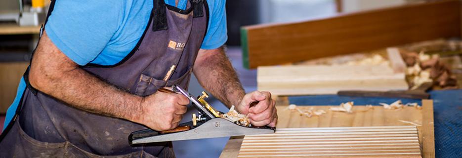 Vallentyne Woodworks Pinole CA banner