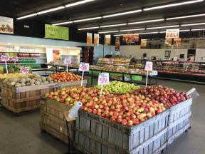Fresh fruits available at Rockaway Farmers Market in Rockaway NJ