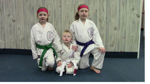 Kids Karate at Rockaway Karate Academy in Rockaway NJ