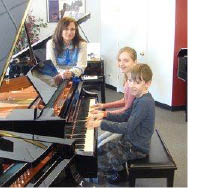 Music lessons at Rockaway Music in Morris Plains NJ