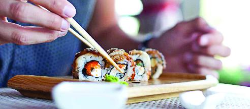 Fresh sushi restaurant in Charlotte, NC