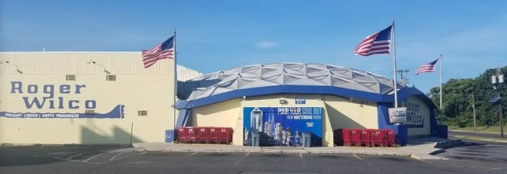 Roger Wilco banner Pennsauken nj Palmrya NJ