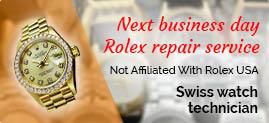 Get watch repair in Houston, TX