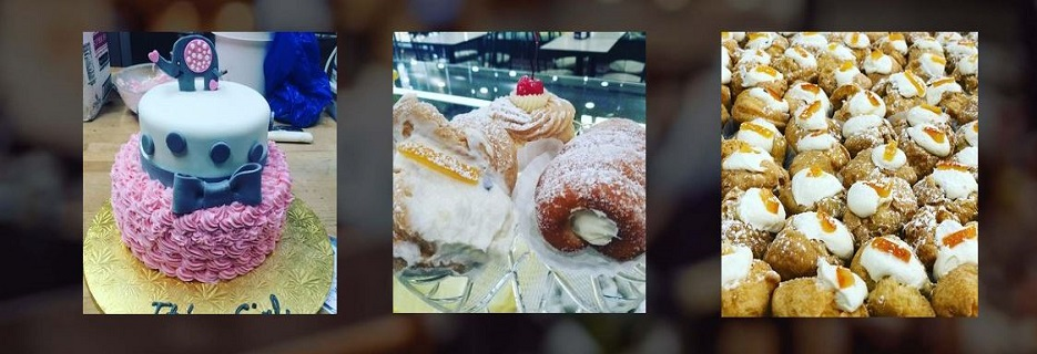 Roma Bagels & Pastry Cafe in Flushing, NY banner