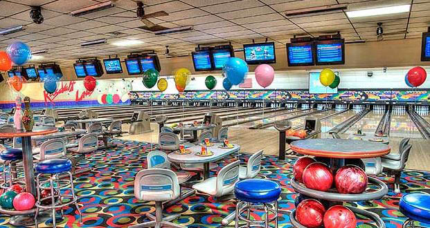 photo of party held at Roosevelt Lanes & Sports Bar in Allen Park, MI