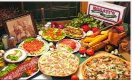 Rosati's Pizza offers family meal deals with a variety of Italian foods.