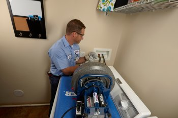 Roto-Rooter Laundry Drain Cleaning