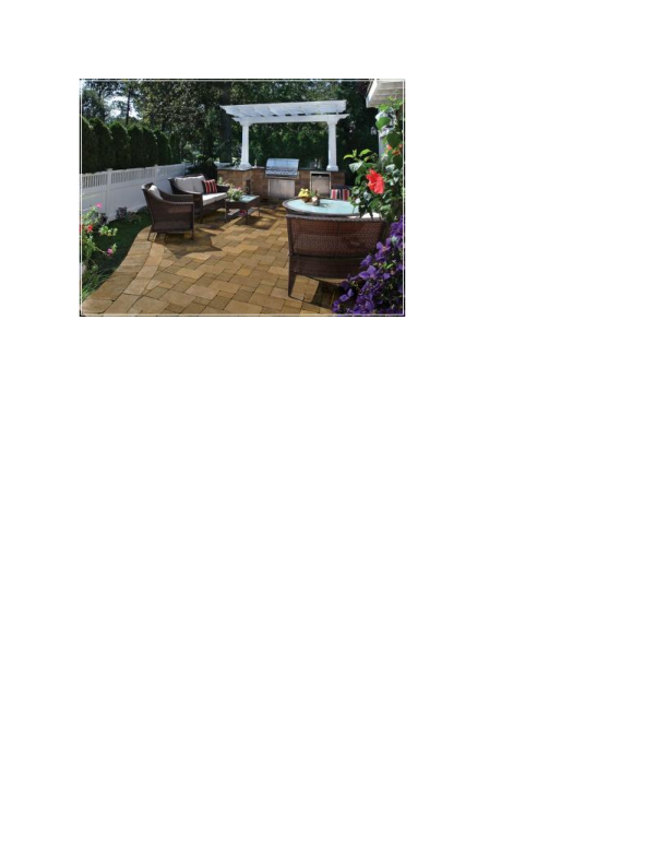 Patio pavers provided by Route 23 Patio & Mason Center in Wantage NJ